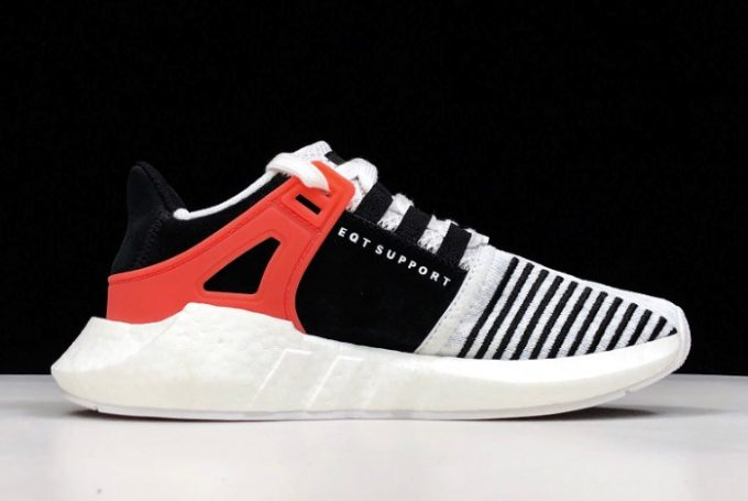 adidas EQT Support 93 17 White Black Green Red 1 680x455