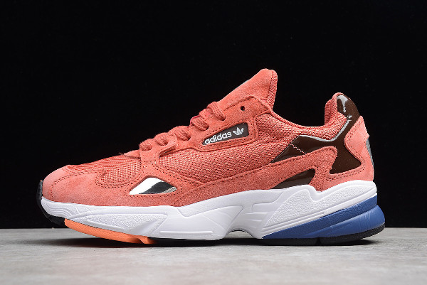 adidas Falcon W Raw Pink Dark Blue