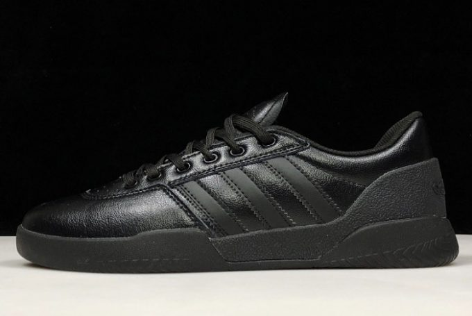 adidas Originals City Cup Core Black Gold Metallic 680x455