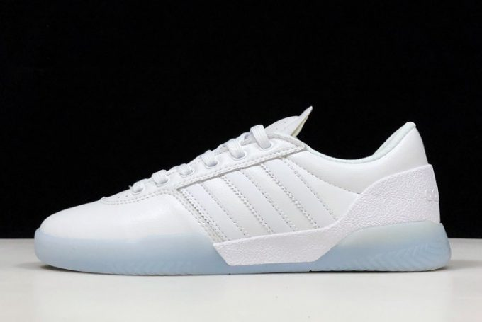 adidas Originals City Cup White Ice Running White Gold Metallic 680x455