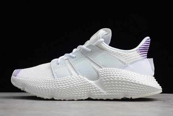 adidas Originals Prophere White Purple Running Shoes