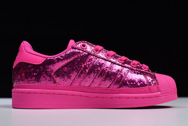 adidas Originals Stan Smith W Shock Pink Purple 1