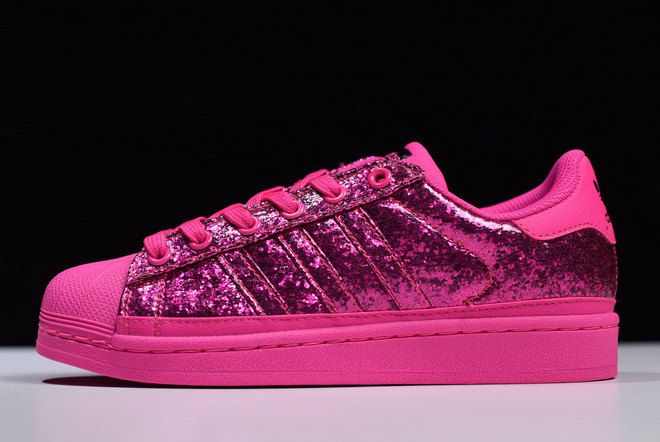 adidas Originals Stan Smith W Shock Pink Purple