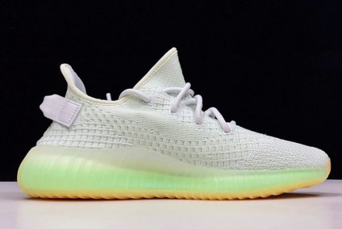 adidas Yeezy 350 Boost V2 GET Hyperspace EG7491 Free Shipping 1 680x455