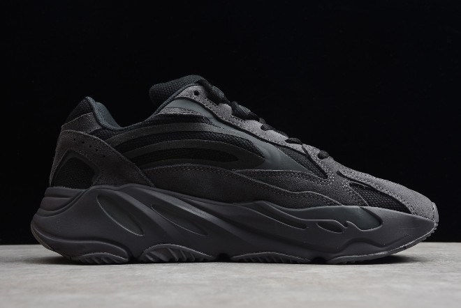 2019 adidas Yeezy Boost 700 V2 Triple Black FU6684 For Sale 1