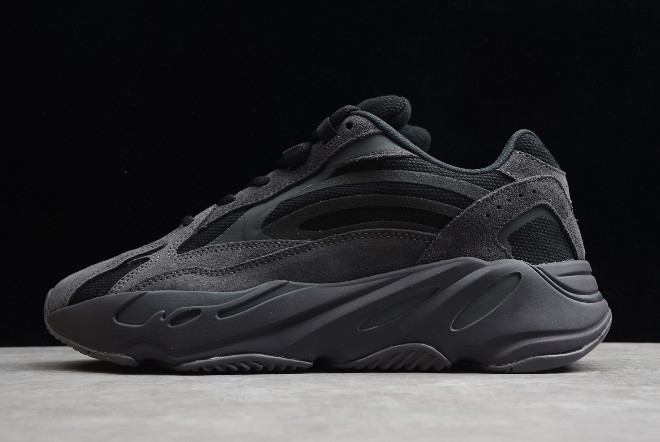 2019 adidas Yeezy Boost 700 V2 Triple Black FU6684 For Sale