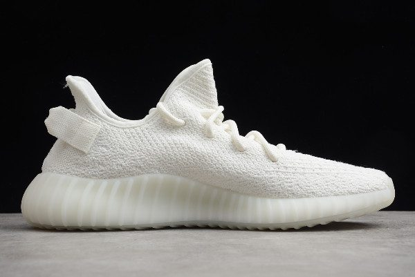 adidas Yeezy Boost 350 V2 Triple White EH5361 For Sale 1 600x401