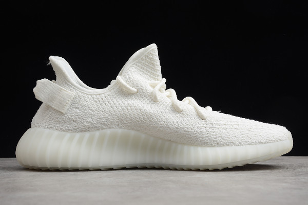 adidas Yeezy Boost 350 V2 Triple White EH5361 For Sale 1