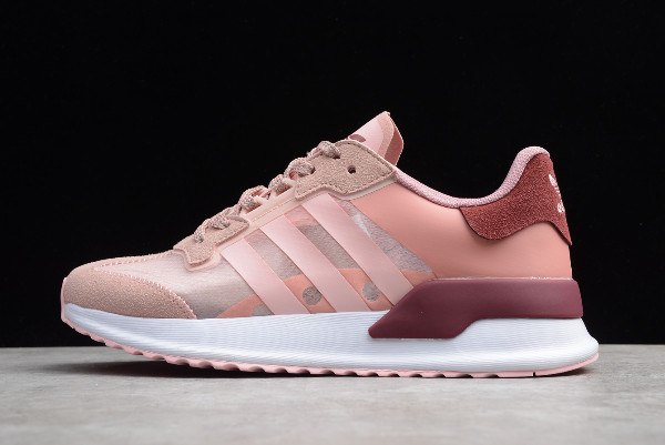 2019 adidas X PLR Pink Wine Red White EE7248 For Sale