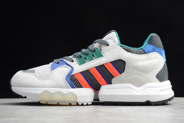 2020 Mens and WMNS adidas ZX Torsion Grey Green Blue Orange EE4789 For Sale