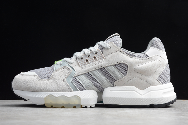 2020 New adidas ZX Torsion Grey Two/White EE4809 For Sale