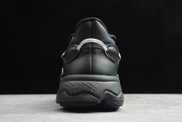 2020 Adidas Ozweego Core Black Grey Six Silver Met Fv2556 For Sale