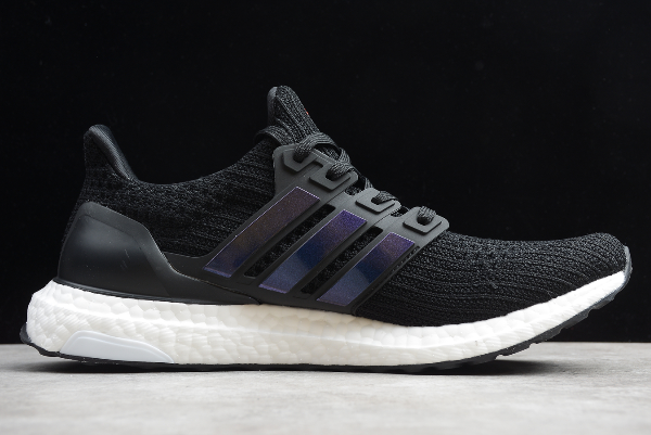 Adidas Ultra Boost 2.0 BlackPurple Red FW3725 For Sale