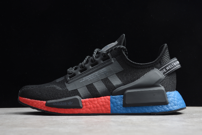 2020 Mens Adidas Nmd R1 V2 Og Core Black Carbon Fv9023 For Sale