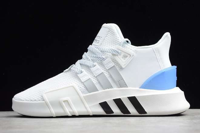 2020 Wmns Adidas EQT Basketball ADV White Silver EE5025 For Sale