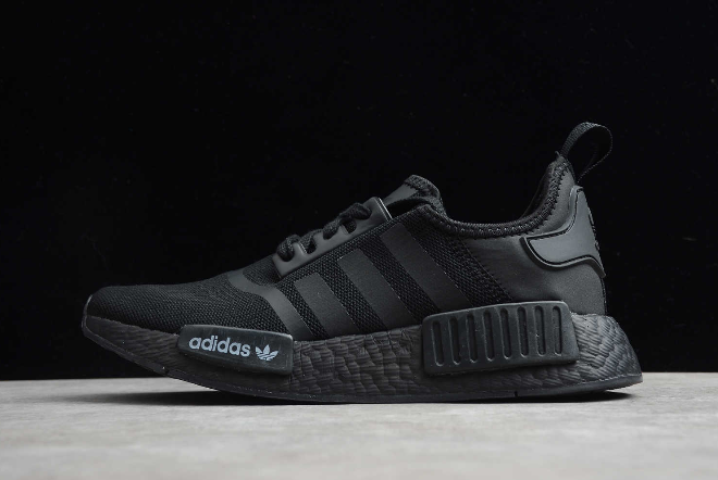 2020 Adidas Nmd R1 Triple Black Fv9015 For Sale