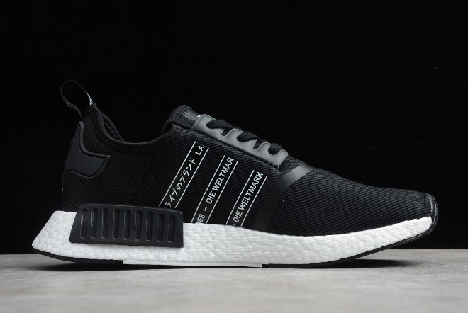2020 Adidas Nmd R1 Core Black Cloud White Fx1033 For Sale