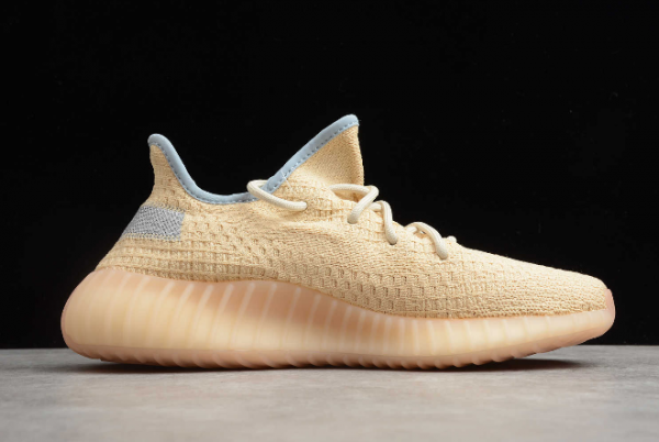 2020 adidas Yeezy Boost 350 V2 Linen FY5158 For Sale 1 600x402