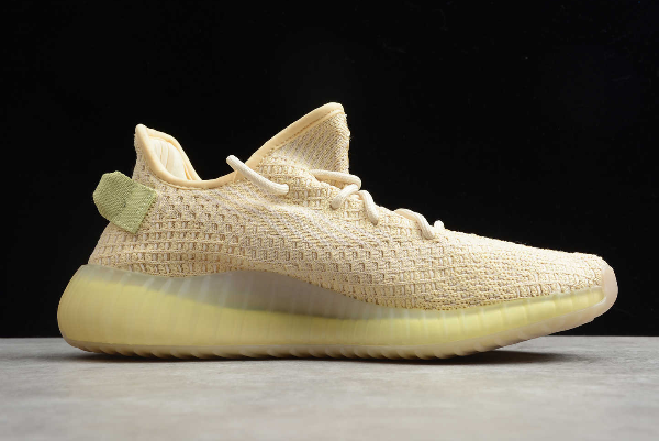 2020 adidas Yeezy Boost 350 V2 Flax FX9028 For Sale 1