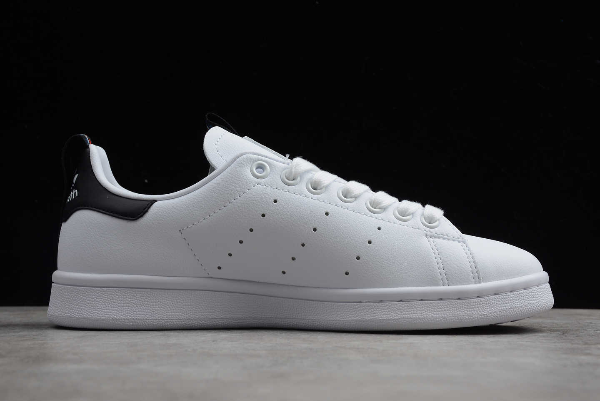 2020 adidas Wmns Stan Smith White Black FW5814 For Sale 1