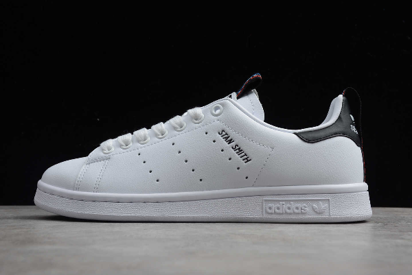 2020 adidas Wmns Stan Smith White Black FW5814 For Sale