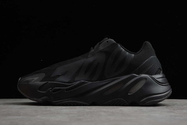 2020 adidas Yeezy Boost 700 MNVN Triple Black FV4440 For Sale