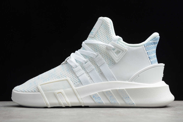 2020 adidas EQT BASK ADV White Blue EE5049 For Sale