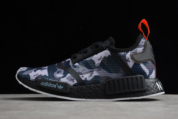 2020 Adidas Nmd R1 Nyc Black Camo G28414 For Sale