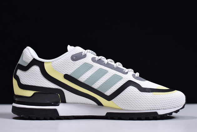 2020 adidas Original ZX 750 HD Cloud White Green Tint Black FV2875 For Sale 1