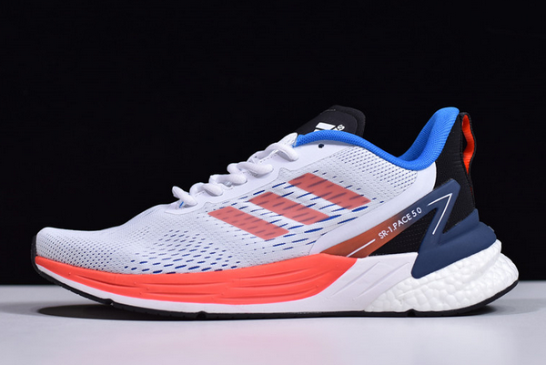 2020 adidas Response Super White Red Blue Midnight Navy Black For Sale