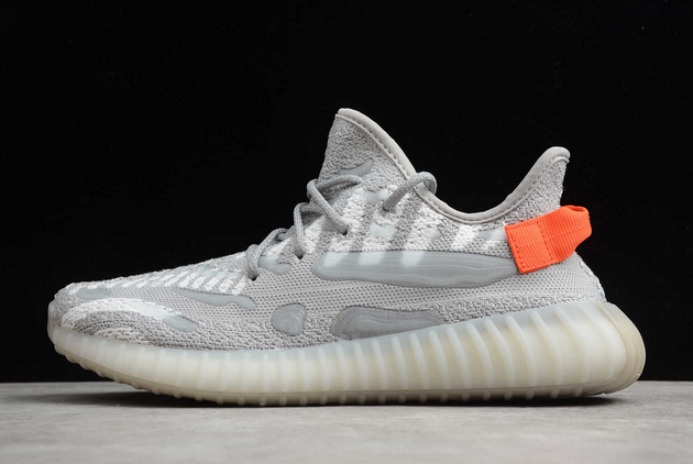 2020 adidas Yeezy Boost 350 V3 Grey Orange