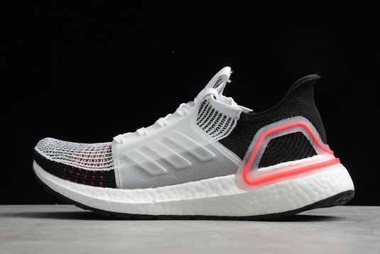 adidas ultra boost cloud white active red