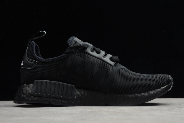2020 adidas NMD R1 Tokyo Black White H67746 For Sale 1