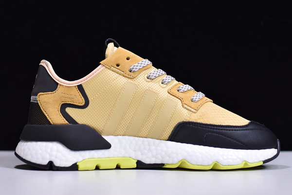 2020 adidas Nite Jogger Boost Easy Yellow EE5868 For Sale 1