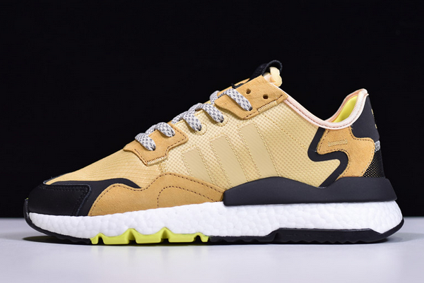 2020 adidas Nite Jogger Boost Easy Yellow EE5868 For Sale