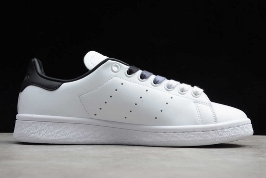2020 adidas Stan Smith Cloud White Black EF4689 For Sale 1