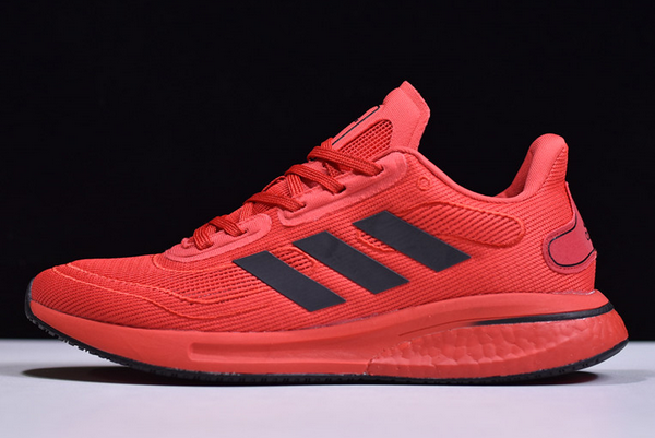 2020 adidas Supernova Boost Signal Pink/Copper Metallic-Core Black FV6032  For Sale