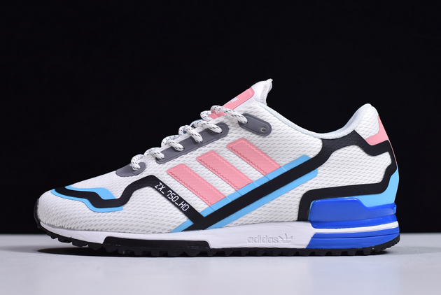 2020 adidas ZX 750 HD Glow Pink FV2872 For Sale