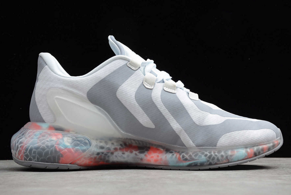 2020 adidas Alphabounce Beyond M White Wolf Grey CG3816 For Sale 1