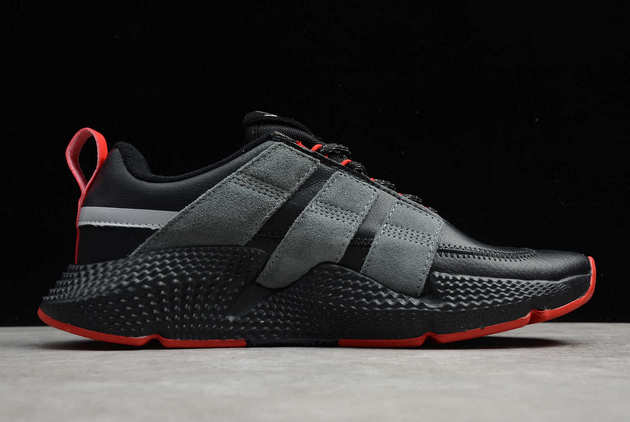 2020 adidas Prophere V2 Black Red FW4259 For Sale 1