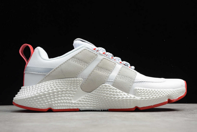 2020 adidas Prophere V2 White Red FW4260 For Sale 1