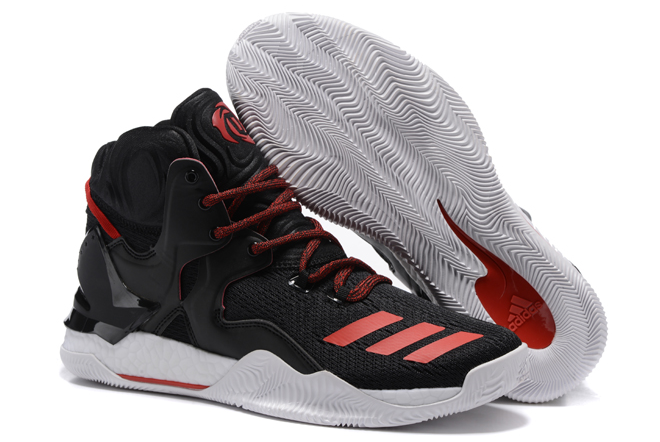 2020 adidas D Rose 7 Boost Chicago Away For Sale 1