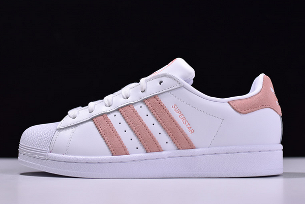 2020 adidas Wmns Superstar Cloud White Glow Pink EF9249 For Sale