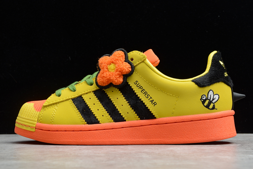 2020 adidas Superstar Melting Sadness Bee FZ5254 For Sale