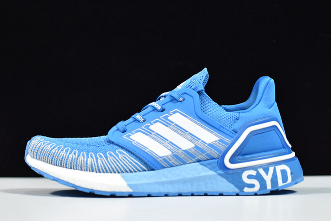 2020 adidas Ultra Boost 20 City Pack Sydney FX7814 For Sale