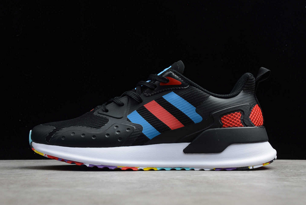 2020 adidas X PLR Black Multi Color EE7644 For Sale