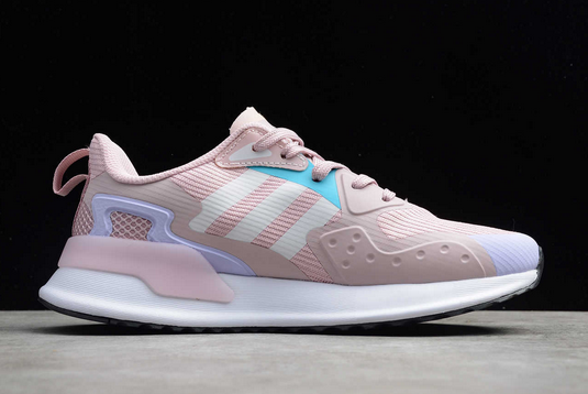 2020 adidas X PLR Pink White EE7656 For Sale 1