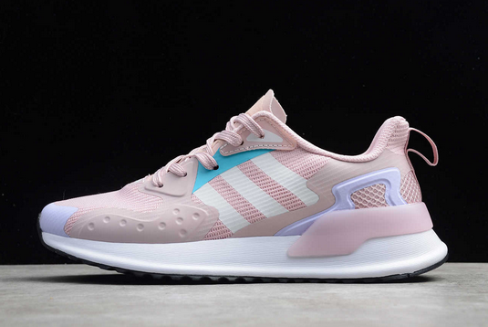 2020 adidas X PLR Pink White EE7656 For Sale