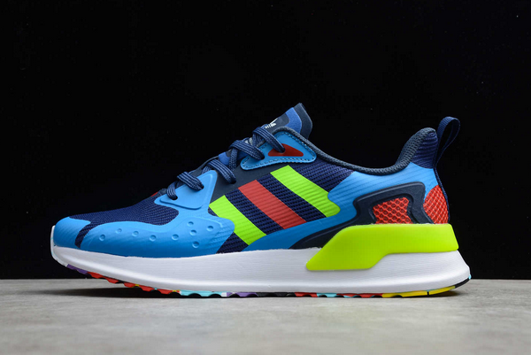 2020 adidas X PLR Royal Blue Multi Color EE7651 For Sale