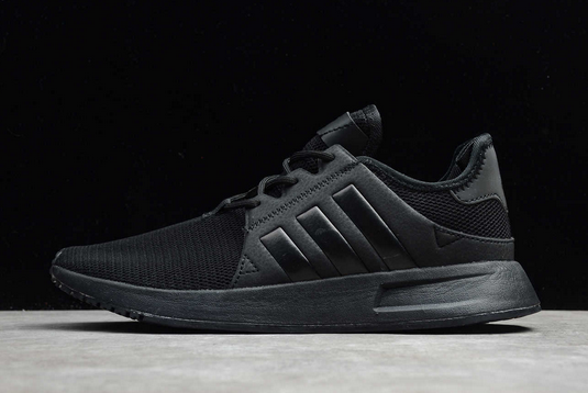 2020 adidas X PLR Triple Black BY9260 For Sale